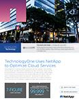 TechnologyOne Uses NetApp to Optimize Cloud Services